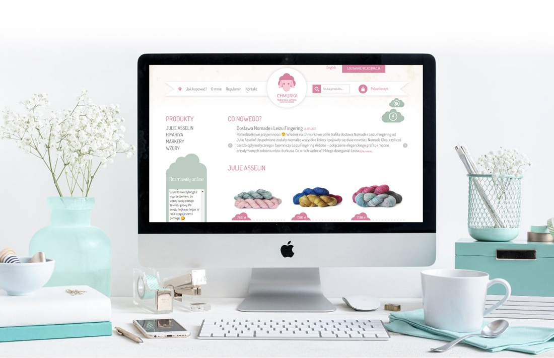 chmurka-website