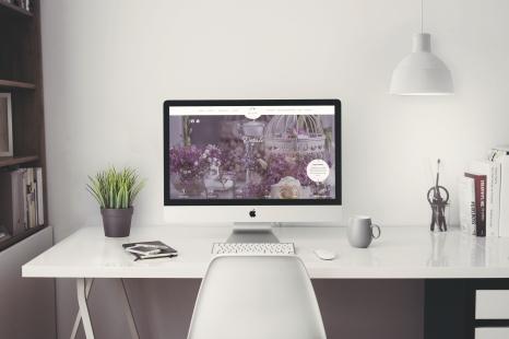 I've designed original website layout: http://www.la-vida.pl/